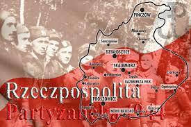 Rzeczpospolita Partyzancka – Republika Pińczowska (bohaterska walka i zwycięstwo polskich oddziałów partyzanckich podczas II Wojny Światowej)